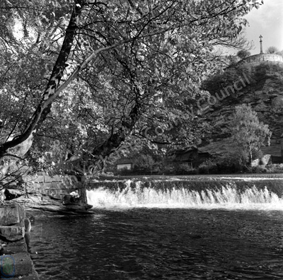 Fishing, River Nidd, Knaresborough